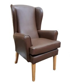 Alisson high seat chair Lounge chair - Ready for dispatch today, www.homecarechairs.co.uk , high seat chairs, Fireside Chairs, high back chairs, wingback chair, elderly chairs.