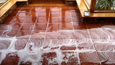 Terracotta-Floor