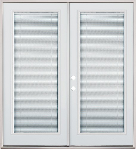 72 full view blinds between glass