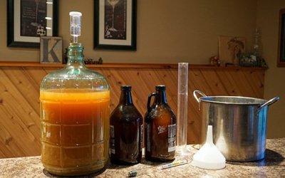 Keto Friendly Low Carb Hard Cider Recipe