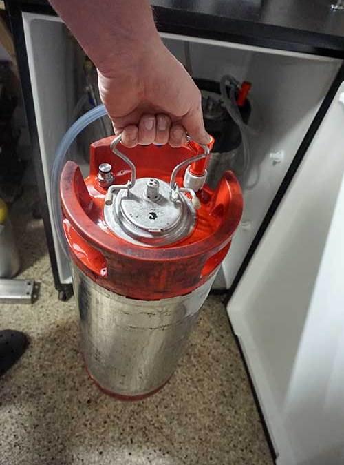 Basic Kegging Equipment For Hard Cider
