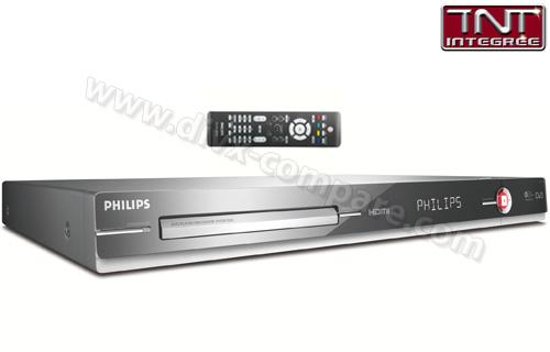 philips dvdr5500 tnt fiche technique