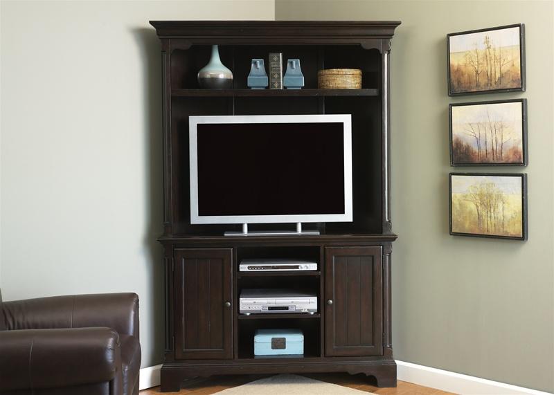 фото мини шкафов угловых под телевизор этого отеля