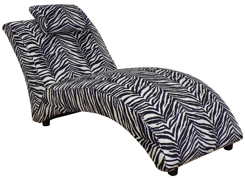 Zebra Diva Shoe Chair By Piedmont PDM LRSCZebra
