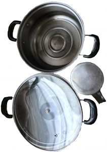 Induction suitable cookware