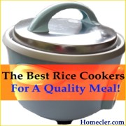 1 Best Rice Cooker TRENDING Now- & The Runners Up [UPDATED 2021]