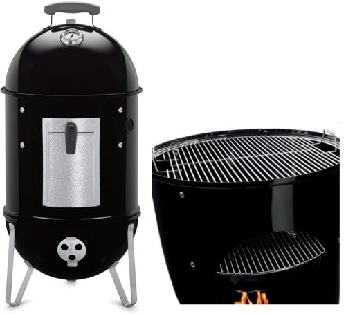 Weber-Smokey- Mountain Cooker
