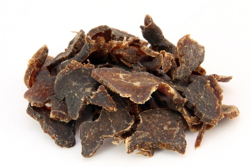 dehydrated meat