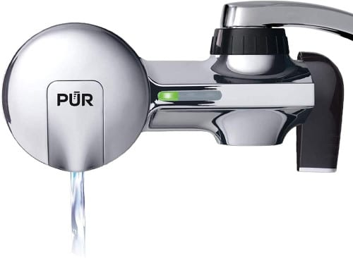 PUR PFM400H Faucet Water Filtration System