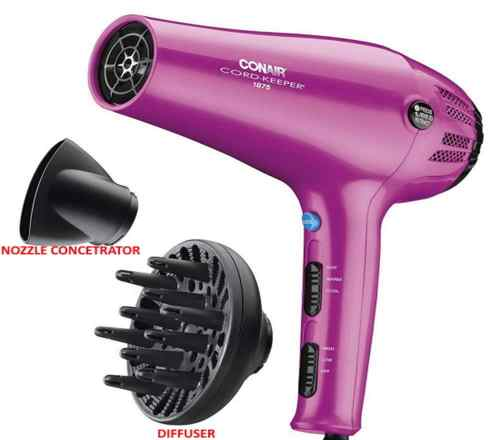 Factors to consider while buying a blow dryer for curly har