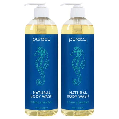 puracy the best body wash for dry skin