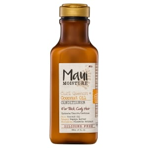 Maui Moisture Curl Quench + Coconut Oil Curl-Defining Anti-Frizz curly hair Conditioner
