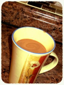 Almond Milk Irish Cream Hazelnut Mocha