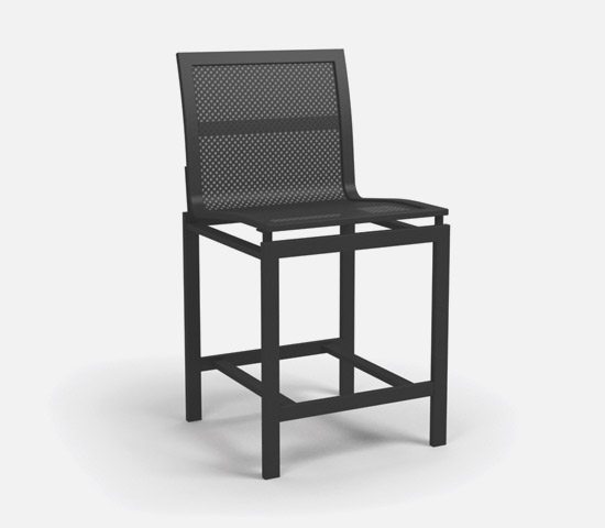 Outdoor Patio Furniture Allure Mesh Homecrest Outdoor