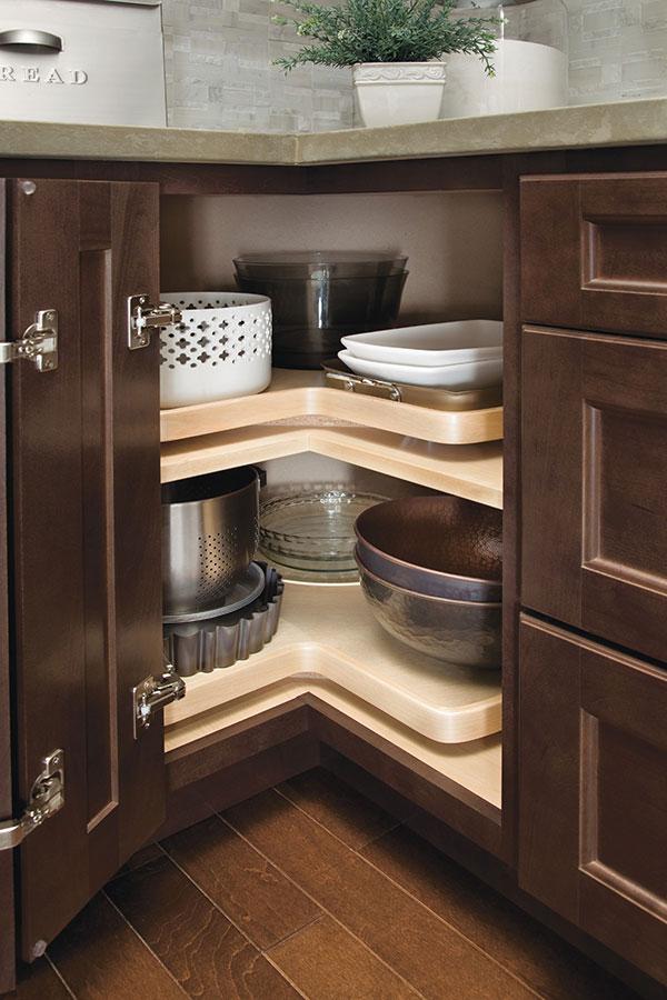 Kitchen Cabinet Organization Products Homecrest