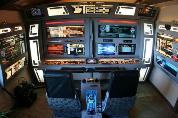 Star Trek Room Decor - Home Decorating Ideas