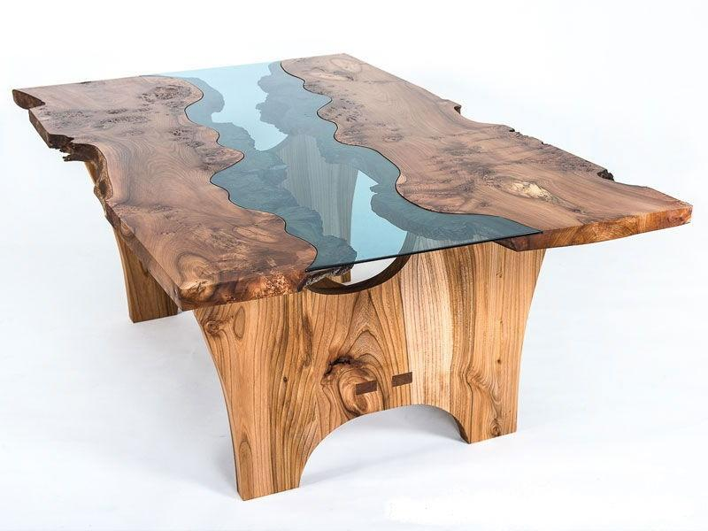 20 Most Unique River Tables Updated List 2018