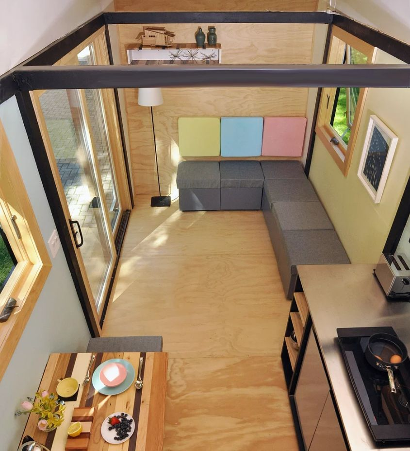 40+ Best Tiny Houses on Wheels - Designs and Images