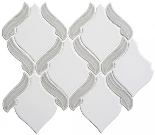 lumiere series aux champignon 1 arabesque mosaic tile lmr 8505