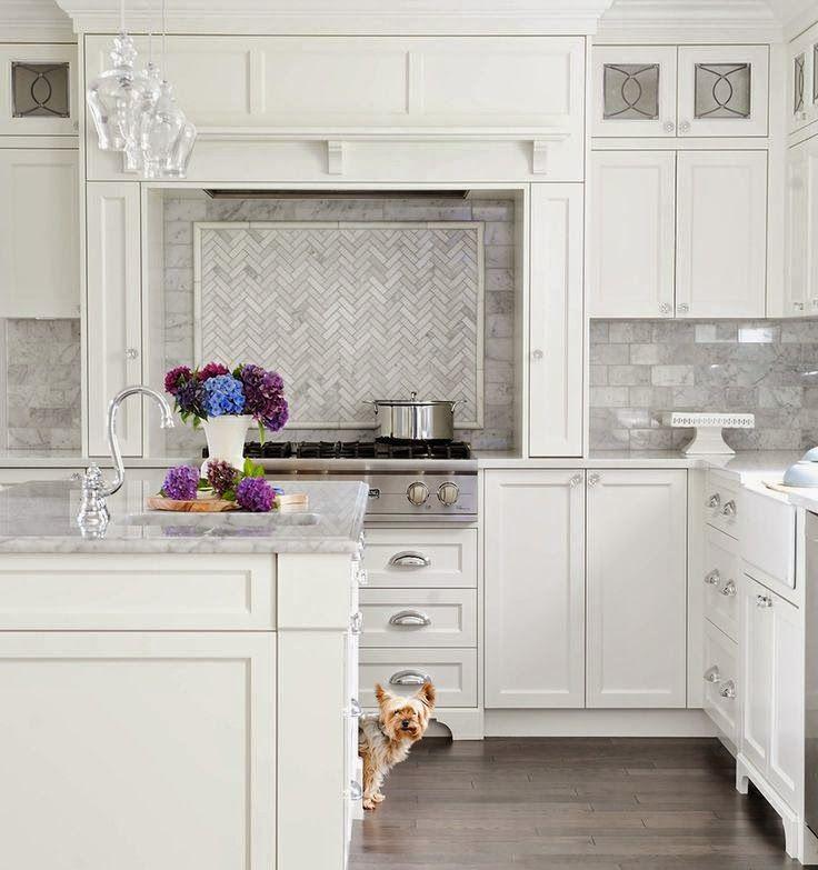 edges of your kitchen backsplash