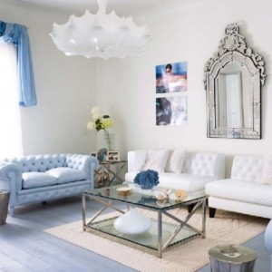 Venetian Mirrors, decorating with mirrors