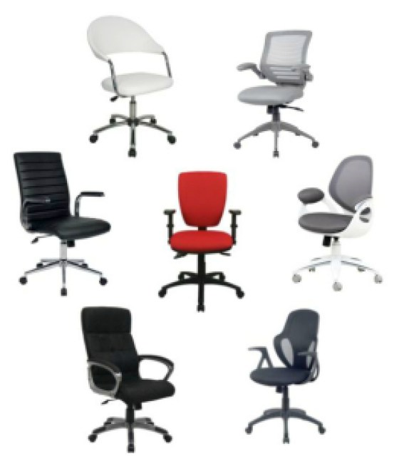 Office Ergonomic Chairs