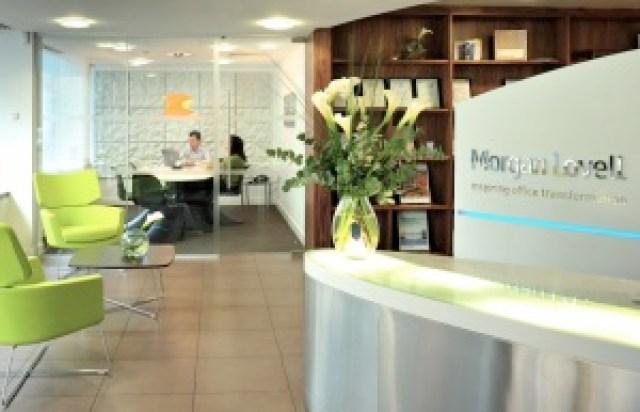 office reception design, office decor