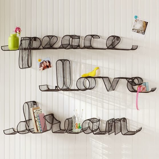 Wired wall Decor