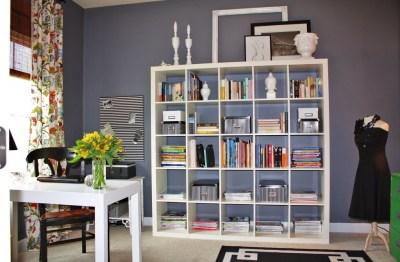 Office Bookshelves - Box Style