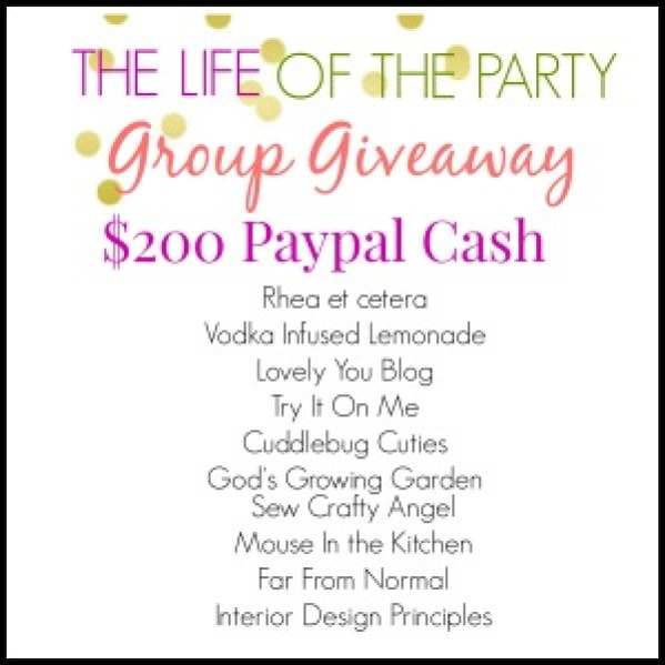 200 paypal group giveaway home decor designs