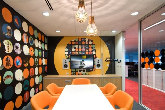 Modern Office Spaces - Art at Ofiice