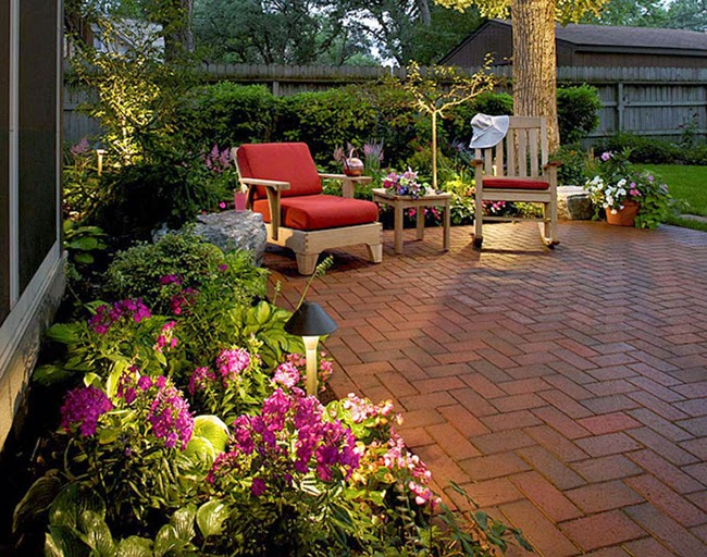 beautiful backyards, garden ideas on Beautiful Backyard Ideas  id=69810