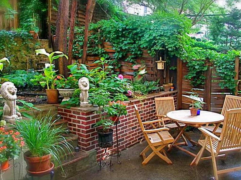beautiful backyards, garden ideas on Beautiful Backyard Ideas  id=21880