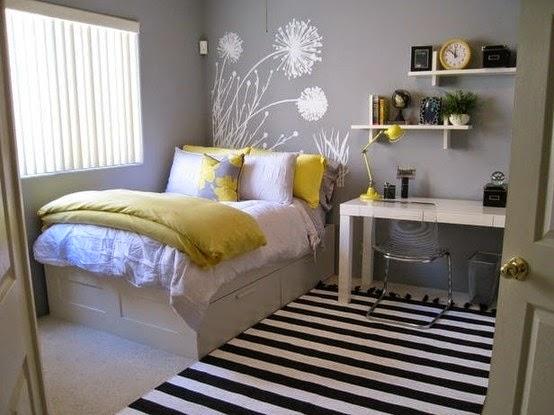 Open Shelves in bedrooms