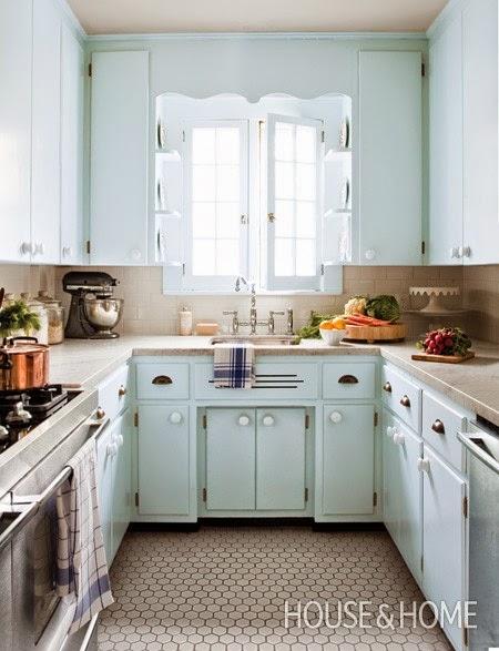 Tiny House Kitchen Design: Tiny Colorful Kitchens, Small Kitchens