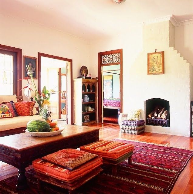 Home Design Ideas: Traditional Indian Homes