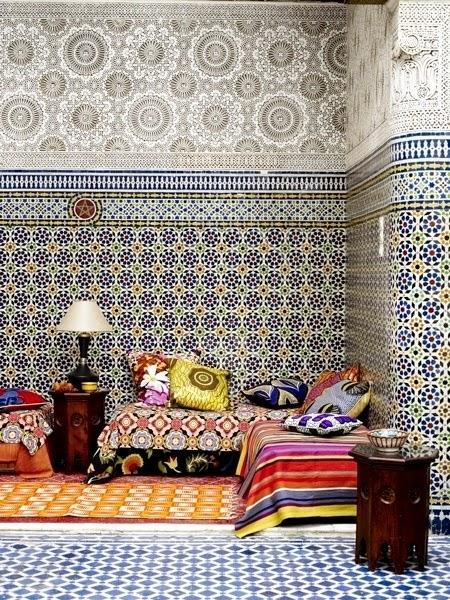 Moorish Architecture Arches In Home Design