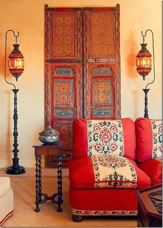 Moorish Interior Design