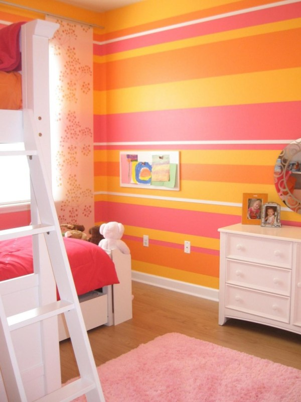 Strips On Walls