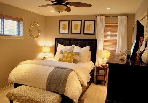 the best tips for small master bedroom decorating ideas - home