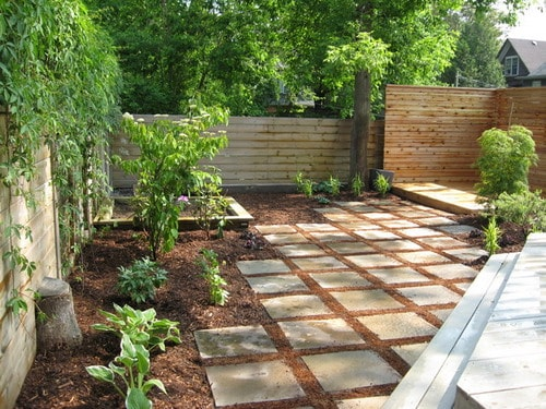 Hardscaping Ideas for Small Backyards - Home Decor Help on Backyard Hardscape Design id=24223