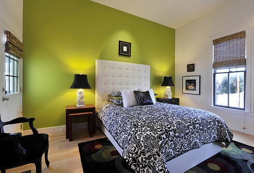 Bedroom Wall Paint Color Combinations | Home Painting