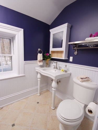 easy tips to help you decorating navy blue bathroom home on blue paint bathroom ideas exterior id=14247
