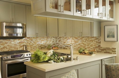Simple Galley Kitchen Designs