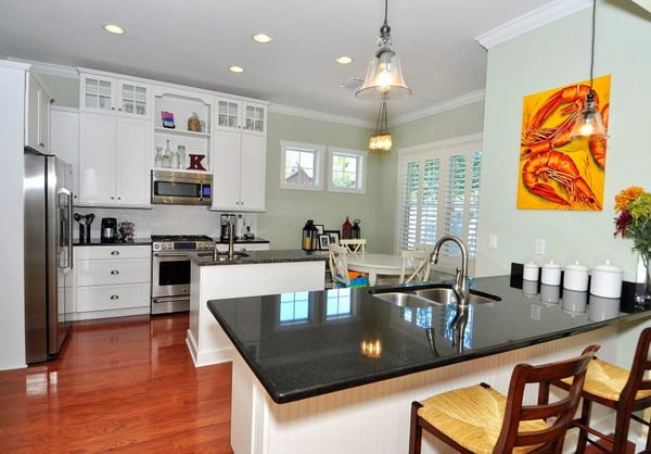 The Basic Ideas About Peninsula Kitchen Layout Home
