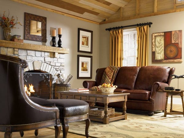 Rustic Interior Decoration styles