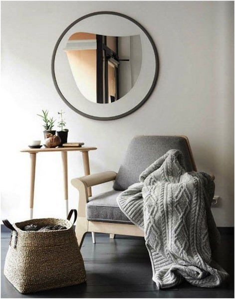 Upholstery Scandinavian style home