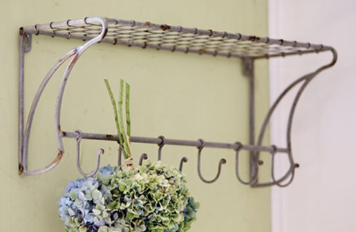 wire-shelf-with-coat-hooks