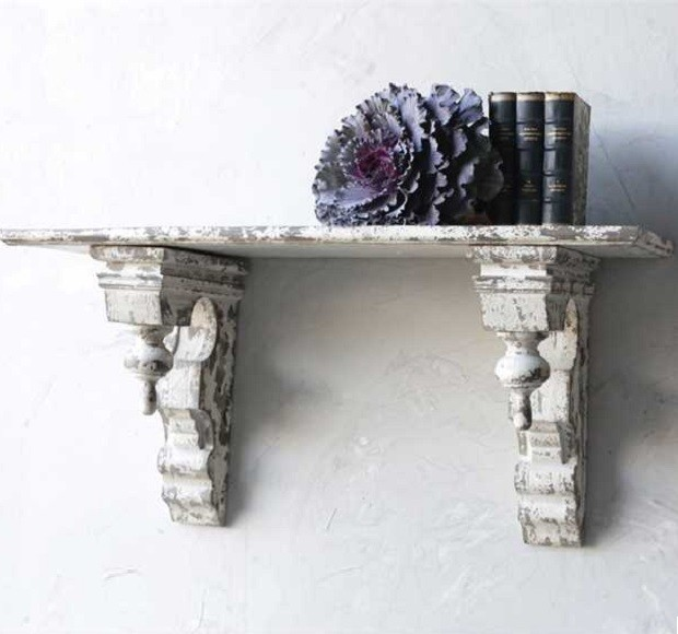wood-wall-cornice-shelf