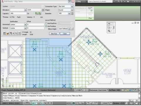 Creating Piping Systems -— AutoCAD MEP 2011 – Autocad Blocks